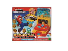 ラッキーコイン Jr. 【スーパーマリオブラザーズ Wii】 【EPOCH (エポック)】