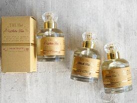 【THE the】ザ・ティー オードトワレ 50ml 香水 フレグランス THE the フランス製 サンタール・エ・ボーテ
