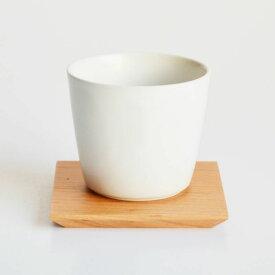 【SALIU】TSUKECHI 茶敷 角 山桜 四角 茶托 小皿 木製 天然木 日本製 LOLO ロロ