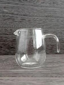 【Milk】チビピッチャー クリーマー ハイS 70ml high シンプル 耐熱ガラス 中国製