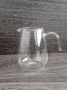 【Milk】チビピッチャー クリーマー ハイL 120m high シンプル 耐熱ガラス 中国製