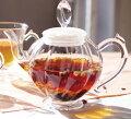 【30代女性】紅茶好きの友人へ!茶葉のジャンピングが楽しめるガラスティーポットのおすすめは?