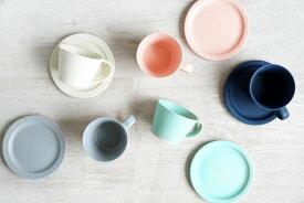 【作山窯-SAKUZAN-】SAKUZAN DAYS Sara Cup&Saucer サラ カップ&ソーサー コーヒーカップ マット カフェ 磁器 日本製 陶器