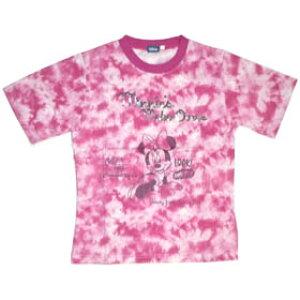 ミニーマウス Tシャツ ミニー DS タイトシャツ Minnie Mouse メール便可 キャラクター ティーシャツ 1000円ポッキリ