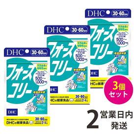 フォースコリー DHC 3袋(30日分×3) 30日分 3袋 タブレット サプリ サプリメント DHC 120粒 送料無料 【ゆうパケット2】