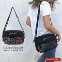 【公式】Colleen Wilcox × R-up PROJECT 横ショルダーメッシュアートポケット メッシュ コリーンウィルコックス バッ…