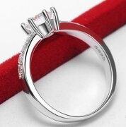 【送料無料】結婚指輪結婚記念日プレゼントリング婚約指輪S92518Pt3度コーティングSilver指輪シルバーリングプレゼントシルバーリング指輪