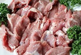 ラムもも(レック)ジンギスカン用1kg(500g×2パック)★★(冷凍・子羊もも肉)脂が少なく癖も少ない!焼肉・BBQにおススメ!!