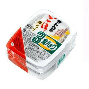 ◎こちらの商品は4箱まで1個口◎サトウ食品 サトウのごはん銀シャリ3食セット×12P