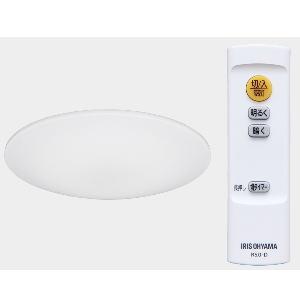 アイリスオーヤマ LEDシーリングライト 3300lm 6畳 調光 CL6D-5.0