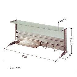 「在庫限り」タクボ クリスタルシリーズ キッチンカウンター 【60cm】 CS-60