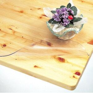 明和グラビア 透明テーブルマット TPP-9015 90×150cm[厚1.0mm] テーブルクロス