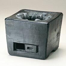 手造角コンロ黒SU0008