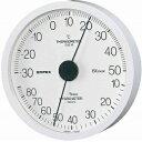 EMPEX[エンペックス] エクストラ温・湿度計 ホワイト TM-6201