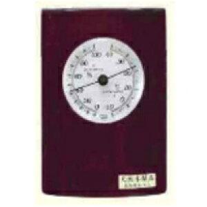 クレセル 温度計・湿度計CR-600 C 卓上用