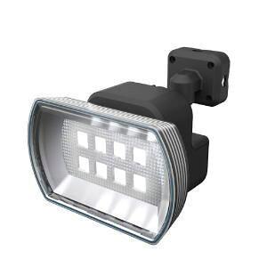 RITEX[ライテックス] LED乾電池センサーライト 4.5Wワイド[白熱球60W相当] フリーアーム式 LED-150