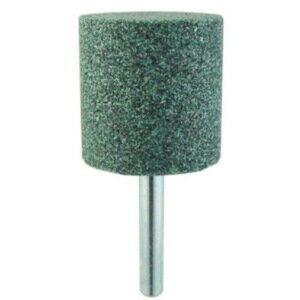 サンフレックス 軸付砥石 [3755PS] GC材 非鉄用