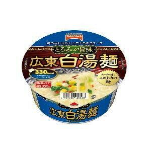 5箱まで1個口 テーブルマーク 広東白湯麺[カントンパイタンメン]×12個[ケース販売]