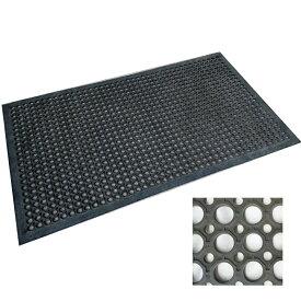 穴有りゴムマット [12×914×1524mm] KM102
