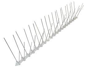 第一ビニール DAIM(ダイム) 鳥よけシートステンレスピン スリム 12P×6個