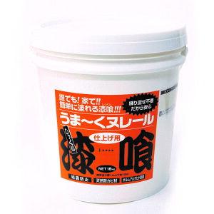 日本プラスター 漆喰うま〜くヌレール 18kg イエロー