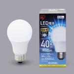 アイリスオーヤマLED電球E26広配光40形相当昼白色LDA4N-G-4T4