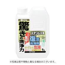 復活洗浄剤ステンレス用