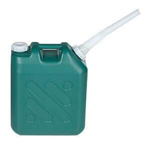 協越化学 軽油缶 20L ノズル付き KO-20