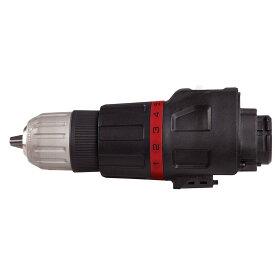 ブラックアンドデッカー マルチエボヘッドアタッチメント 振動ドリル18V用 EHH183