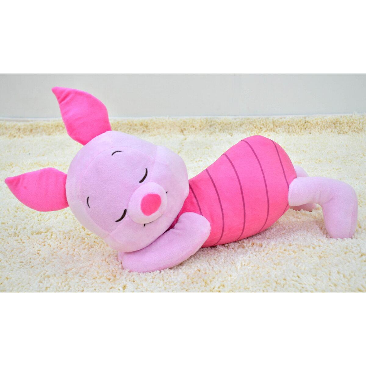 モリシタ Disney 添い寝枕 ピグレット 4620178