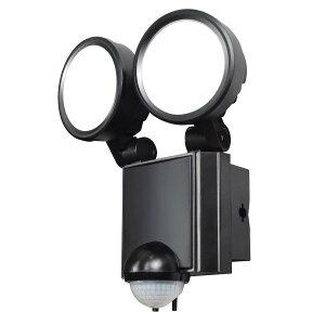 朝日電器 エルパ ACセンサーライト 2灯 ESL-SS802AC
