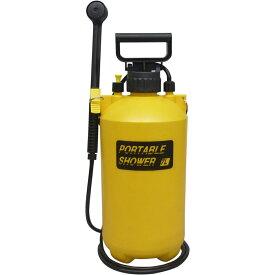 マルハチ産業 蓄圧式 ポータブルシャワー 7L 3050190