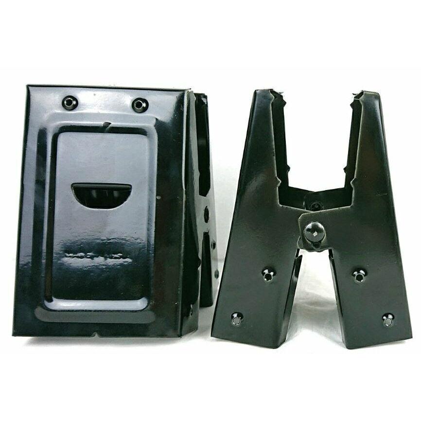 フルトン ソーホースブラケット 2X4材用金具 ツーバイフォー パーツ 1組(2個) FT300SHB