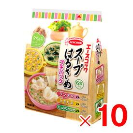 エースコック スープはるさめプチパック 6食入×10個 [ケース販売]