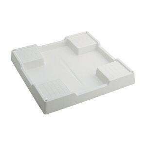 カクダイ 洗濯機用防水パン ホワイト 426-426-W