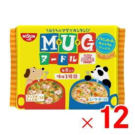 8箱まで1個口 日清 マグヌードル×12個【ケース販売】