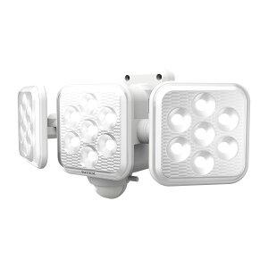 ライテックス LEDセンサーライト ソーラー式 5W×3灯フリーアーム式 S-330L
