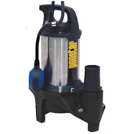 工進 汚物用水中ポンプ ポンスター PZ-650A自動運転機能付[60Hz/西日本専用]