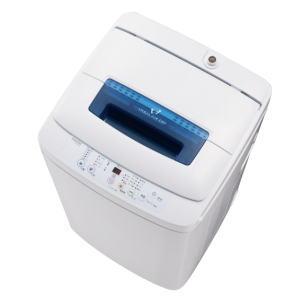 【送料無料】【ヤマト便・時間指定不可】 ハイアール 全自動洗濯機4.2kg JW-K42M W