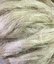 リネン100g【紡毛 紡ぎ 手織り 織機 染め 羊毛 フェルト ニードル 糸 綿 ウール 絹】