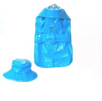 청록색/비옷/하네스 타입 (모자 포함)