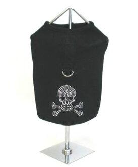 Skeleton harness shirt