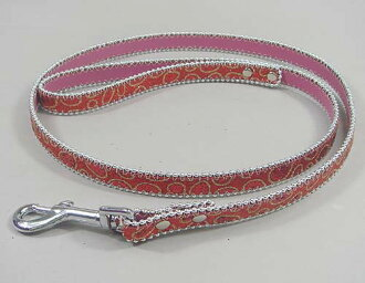 Gorgeous & glitter leash (blue red)