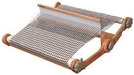 アシュフォード・ニッターズルーム50cm 専用バッグ付き【卓上 手織り 織機 ヘドル 紡ぎ 染め 羊毛 フェルト ニードル 糸 綿 ウール】