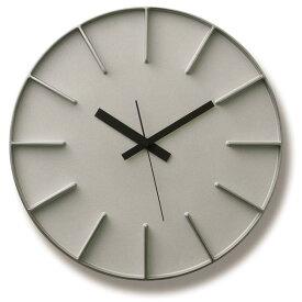 ◆秋フェア!ポイント10倍!◆【デザイン:AZUMI】Lemnos(レムノス)インテリアクロックedge clock