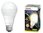 東芝 LDA5L-G/40W 電球色  単品E26口金 LED電球 全方向タイプ配光角260度一般電球40W形相当[LDA5LG40W]
