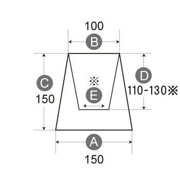 【H-15100】ホルダー式シェード電気スタンドの傘交換用手作りランプシェード/照明/かさ/ライト/LED対応/インテリア/オーダーメイド/ベッド/テーブルライト/おしゃれ