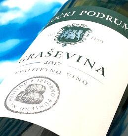 自然派白ワイン グラシェヴィーナ・クラシック・1リットル Grasevina Classic 1L イロチュキ・ポドゥルミ Ilocki Podrumi クロアチア ドナウ クヴァリテートノ ヴィノ 自然派 オーガニック ビオ グラシェヴィーナ デイリー 旨安