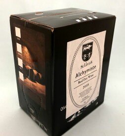 自然派ワイン 赤 3L ドメーヌ ・ スクラヴォス ヴァン ・ ルージュ ・ ド ・ ターブル アルシミスト BIB マヴロダフネ ギリシャ ケファロニア島 自然派 オーガニック Bio 大容量 デイリー BOX ボックスワイン ラシーヌ