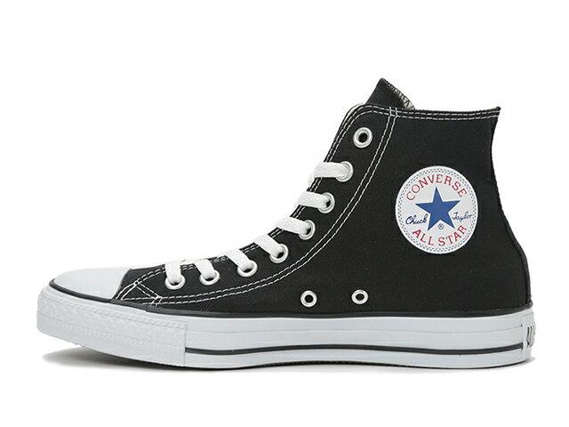 [17% OFF SALE][CONVERSE]コンバースCANVAS ALL STAR HI キャンバス オールスター HI(ブラック)☆靴 シューズ レディース メンズ スニーカー☆【セール品につき返品・交換・キャンセル不可】